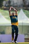 Corne Dry of South Africa catches the ball during Day 1 of Hong Kong Cricket World Sixes 2017 Group A match between South Africa vs Pakistan at Kowloon Cricket Club on 28 October 2017, in Hong Kong, China. Photo by Yu Chun Christopher Wong / Power Sport Images