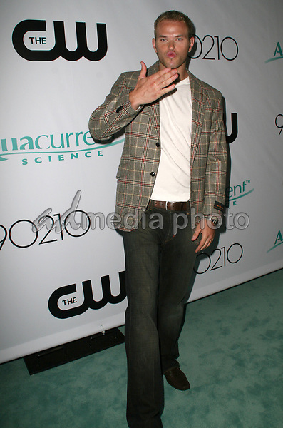 "23 August 2008 - Malibu, California - Kellan Lutz. CW Network's ""90210"" Premiere Party held at a Private Location. Photo Credit: Faye Sadou/AdMedia"