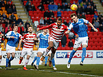 St Johnstone v Hamilton Accies&hellip;28.03.18&hellip;  McDiarmid Park    SPFL<br />