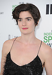 Gaby Hoffmann<br /> <br /> <br />  attends The 2014 Film Independent Spirit Awards held at Santa Monica Beach in Santa Monica, California on March 01,2014                                                                               © 2014 Hollywood Press Agency