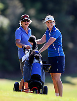 Emily Stenhouse of Tasman. Day one of the Toro Interprovincial Women's Championship, Sherwood Golf Club, Wjangarei,  New Zealand. Monday 4 December 2017. Photo: Simon Watts/www.bwmedia.co.nz