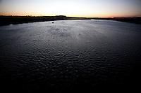 Uberaba_MG, Brasil...Rio Grande visto da BR-050 em Uberaba...Rio Grande view from BR-050 in Uberaba...Foto: LEO DRUMOND / NITRO