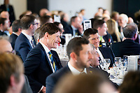 Picture By Allan McKenzie/SWpix.com - 06/04/18 - Cricket - Yorkshrie County Cricket Club Opening Season Lunch 2018 - Emerald Headingley Stadium, Leeds, England - Steve Dennison.