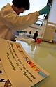 20/12/11 - SAINT BEAUZIRE - PUY DE DOME - FRANCE - APTYS PHARMA. Laboratoire de recherche en produits pharmacologiques - Photo Jerome CHABANNE