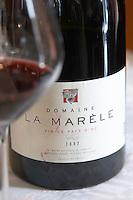 Domaine La Marele, Vin de Pays d'Oc, Frederic Porro, Languedoc, France