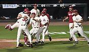 Arkansas Baseball NCAA Super Regional Day 3 - June 11, 2018