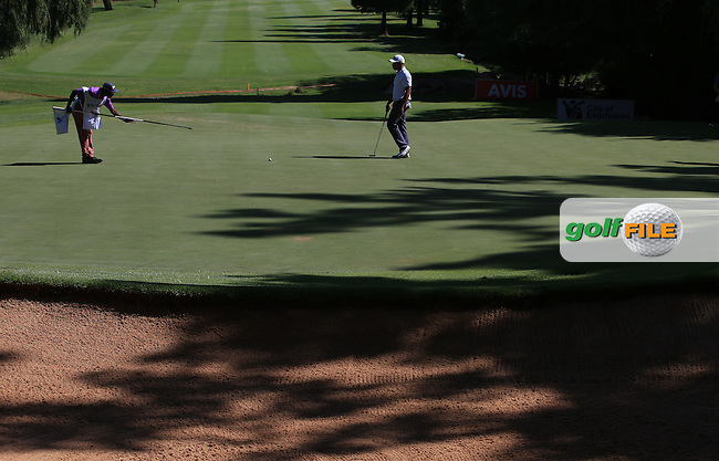 Long shadows on the 7th during the completion of Round Two of the 2016 BMW SA Open hosted by City of Ekurhuleni, played at the Glendower Golf Club, Gauteng, Johannesburg, South Africa.  09/01/2016. Picture: Golffile | David Lloyd<br /> <br /> All photos usage must carry mandatory copyright credit (&copy; Golffile | David Lloyd)