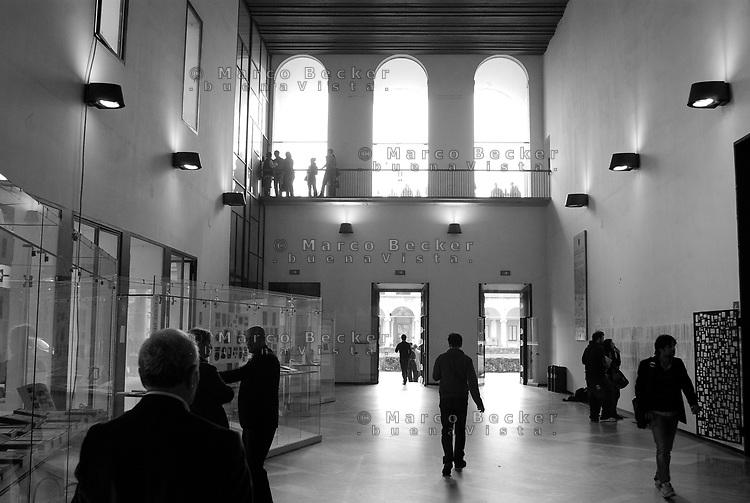 "Milano, Università degli Studi ""la Statale"" --- University of Milan ""la Statale"""