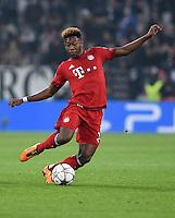 FUSSBALL CHAMPIONS LEAGUE  SAISON 2015/2016  ACHTELFINALE HINSPIEL Juventus Turin - FC Bayern Muenchen             23.02.2016 David Alaba (FC Bayern Muenchen)