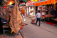 Lantau is the largest island in Hong Kong, situated at the mouth of the Pearl River.  For years just a sleepy fishing village, has become a popular daytrip for Hongkongers partly because of its outdoor market.