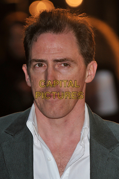 """ROB BRYDON.Attends the UK Film Premiere of director Martin Scorsese's  """"Shine A Light"""" documentary about The Rolling Stones, held at Odeon cinema, Leicester Square, London, England,  .2nd April 2008.portrait headshot .CAP/PL.©Phil Loftus/Capital Pictures."""