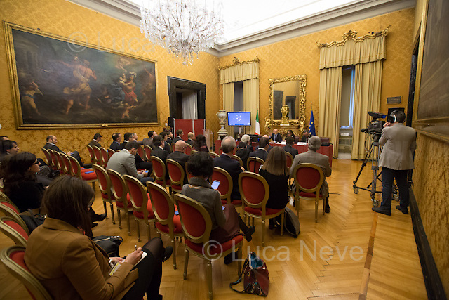 Rome, 15/12/2017. Today, the Chamber of the Deputies of the Italian Republic held the 6th annual Conference: &quot;La tecnologia che migliora la vita delle persone - Tecnologia Solidale 2017&quot; (The technology which improves people's lives - Assistive Technology 2017). The event, held in the &quot;Sala Aldo Moro&quot;, was hosted by Antonio Palmieri MP (Forza Italia Party - Member of the &quot;Intergruppo innovazione&quot;), Simone Baldelli MP (Forza Italia Party, Vice-president of the Chamber of Deputies), Giovanni Iozzia (Director of Economyup.it) and Stefano Epifani (Professor of Internet &amp; Social Media Studies at Universit&agrave; La Sapienza di Roma, fondatore di Tech Economy, Presidente Digital Transformation Institute &amp; UN advisor). Guests of the event were: Paola Cavallero (Director of Marketing &amp; Operations Microsoft Italy), Franco Bernardi (ASPHI), Bruno Calchera (CSR Oggi), Enrico Capiozzo (VEASYT), Lorenzo Di Ciaccio (Pedius), Francesca Fedeli (Fight the stroke), Mary Franzese (Neuron Guard), Alberto Giannini (Portale della Salute), Marco Iannacone (EdiTouch), Diego Ierna &amp; Luca di Francesco (Job4Good), Francesco Menegoni (GLIfe Company), Gianluca Ricci (Cuore Digitale), Luca Spaziani (DigitAbili), Mario Vigentini (Mario's way). From the organisers event page: &lt;&lt;We present our initiatives, perspectives and goals for 2018, and we will discuss the creation of an ecosystem that holds together startups, businesses, initiatives, companies that use technology to improve people's lives. And then, what to ask politics to be properly open to innovation?&gt;&gt;<br />