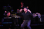 Robert Cuccioli ('Jekyll & Hyde' Reunion) with Billy Jay Stein (at Piano) performing their show 'A New Life' at The Town Hall on October 13, 2012 in New York City.