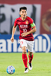 Zheng Zhi of Guangzhou Evergrande FC in action during their AFC Champions League 2017 Match Day 1 Group G match between Guangzhou Evergrande FC (CHN) and Eastern SC (HKG) at the Tianhe Stadium on 22 February 2017 in Guangzhou, China. Photo by Victor Fraile / Power Sport Images