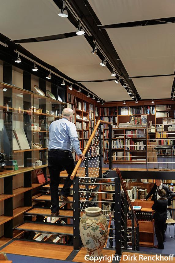 Bücherstube Felix Jud, Neuer Wall 13, Hamburg, Deutschland