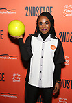 Kristolyn Lloyd attends The Second Stage Theater's  32nd Annual All-Star Bowling Classic at the Lucky Strike on February 11, 2019 in New York City.