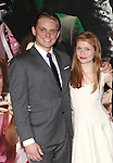 Billy Magnussen & Genevieve Angelson attending the Opening Night After Party for the Lincoln Center Theater production of 'Vanya and Sonia and Masha and Spike' at the Mitzi E. Newhouse Theater in New York City on 11/12/2012