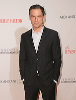 15 April 2016 - Beverly Hills, California - Justin Kirk. Arrivals for the 23rd Annual Race To Erase MS Gala held at Beverly Hilton Hotel. Photo Credit: Birdie Thompson/AdMedia