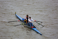 Crew: 414  TSS-EISDELL  Tideway Scullers School  W MasB 2x Club<br /> <br /> Pairs Head 2018<br /> <br /> To purchase this photo, or to see pricing information for Prints and Downloads, click the blue 'Add to Cart' button at the top-right of the page.
