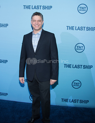 WASHINGTON, DC - JUNE 4: Excutive producer Steven Kane attends The Last Ship premiere screening, a partnership between TNT and the U.S. Navy on June 4, 2014 in Washington, D.C. Photo Credit: RTNMelvin/MediaPunch.