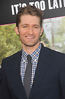 Matthew Morrison at the What To Expect When You're Expecting premiere at Grauman's Chinese Theatre in Hollywood, California. May 14, 2012. © mpi35/MediaPunch Inc.