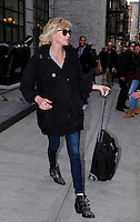 www.acepixs.com<br /> <br /> February 8 2017, New York City<br /> <br /> Actress Charlize Theron leaves a downtown hotel on February 8 2017 in New York City<br /> <br /> By Line: Curtis Means/ACE Pictures<br /> <br /> <br /> ACE Pictures Inc<br /> Tel: 6467670430<br /> Email: info@acepixs.com<br /> www.acepixs.com