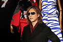 "December 24, 2016, Tokyo, Japan - Yoshiki, a member of Japanese rock group ""X Japan"" poses for photo as he attends an opening event to promote his designed kimono dress ""Yoshikimono"" at the Isetan department store in Tokyo on Monday, December 26, 2016. Business of Yoshiki's parents was kimono fabrics shop, but he did not take over his family business.  (Photo by Yoshio Tsunoda/AFLO) LWX -ytd-"