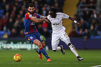 Crystal Palace vs Swansea City 28-12-15
