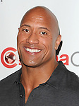 Dwayne Johnson at the Paramount Pictures Opening Night at CinemaCon 2014 arrivals held at Caesars Palace Hotel in Las Vegas on March 24, 2014.