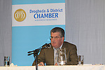 Drogheda and district chamber of commerce hold there public meeting  in the Barbican centre.Picture Fran Caffrey/Newsfile.ie