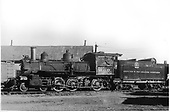 D&amp;RGW locomotive #169 in deadline.<br /> D&amp;RGW