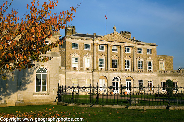 Woolverstone Hall is a large country house near Ipswich, Suffolk, England. Built in 1776 by William Berners, it is one of the finest examples of Palladian architecture in England. It now the home of Ipswich High School for girls.