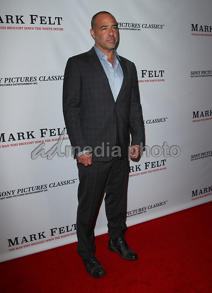 "26 September 2017 - Beverly Hills, California - Director Peter Landesman. ""Mark Felt: The Man Who Brought Down The White House"" Los Angeles Premiere held at the Writers Guild Theatre. Photo Credit: AdMedia"