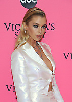 NEW YORK, NY - DECEMBER 02: Stella Maxwell attends the Victoria's Secret Viewing Party at Spring Studios on December 2, 2018 in New York City. <br /> CAP/MPI/JP<br /> &copy;JP/MPI/Capital Pictures