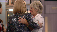 Maggie Oliver, Amanda Barrie<br /> Celebrity Big Brother 2018 - Day 1<br /> *Editorial Use Only*<br /> CAP/KFS<br /> Image supplied by Capital Pictures