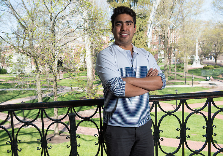 Javier Ronquillo Rivera, Math, College of Arts and Sciences, Graduate Student