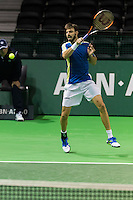 ABN AMRO World Tennis Tournament, Rotterdam, The Netherlands, 13 februari, 2017, Marcel Granollers (ESP)<br /> Photo: Henk Koster
