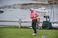 Graeme McDowell (NIR) watches his tee shot on 7 during round 2 of the 2019 US Open, Pebble Beach Golf Links, Monterrey, California, USA. 6/14/2019.<br /> Picture: Golffile | Ken Murray<br /> <br /> All photo usage must carry mandatory copyright credit (© Golffile | Ken Murray)