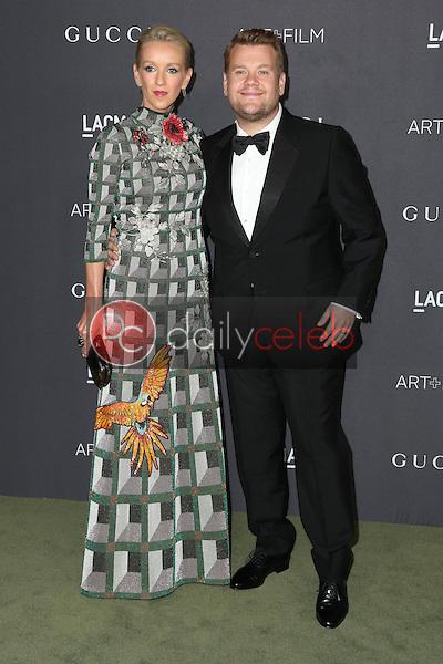 James Corden<br /> at the 2016 LACMA Art +  Film Gala, LACMA, Los Angeles, CA 10-29-16<br /> David Edwards/DailyCeleb.com 818-249-4998