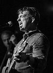 JD McPherson playing Brighton Music Hall in April 2012
