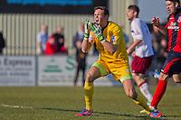 Eastbourne Borough FC (4) v Chelmsford City FC (2) 15.03.14