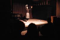 - social center Leoncavallo, theater show....- centro sociale Leoncavallo, spettacolo teatrale
