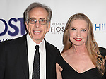 Jerry Zucker & Lisa Niemi.attending the Broadway Opening Night Performance of 'GHOST' a the Lunt-Fontanne Theater on 4/23/2012 in New York City. © Walter McBride/WM Photography .