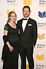 Stephen Sparks and wife Molly Parent attend the 69th National Book Awards Ceremony and Benefit Dinner presented by the National Book Foundaton on November 14, 2018 at Cipriani Wall Street in New York, New York, USA.<br /> <br /> photo by Robin Platzer/Twin Images<br />  <br /> phone number 212-935-0770