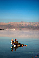 The 35 different types of minerals found in Dead Sea water and the higher atmospheric pressure bellow sea level are believed to have beneficial health effects. Many people believe that the mud of the Dead Sea has special healing and cosmetic uses. But most visitors to one of Israel's Dead Sea resorts come for fun and relaxation.