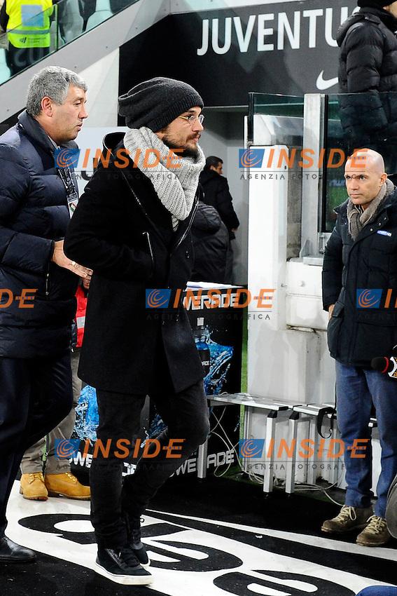 Daniel Pablo Osvaldo Juventus<br /> Torino 02-02-2014 Juventus Stadium - Football 2013/2014 Serie A. Juventus - Inter Foto Giuseppe Celeste / Insidefoto