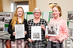 At  the 1916 roadshow in Kerins O'Rahilly's Clubhouse on Saturday were l-r Shauna Cournane, Catherine Cournane and Maria Dwyer.
