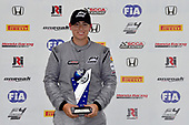 F4 US Championship<br /> Rounds 7-8-9<br /> Canadian Tire Motorsport Park<br /> Bowmanville, ON CAN<br /> Sunday 9 July 2017<br /> 85, Dakota Dickerson, podium<br /> World Copyright: Gavin Baker<br /> LAT Images