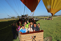 20150218 February 18 Hot Air Balloon Gold Coast