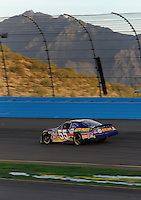 Apr 20, 2006; Phoenix, AZ, USA; Nascar Nextel Cup driver Michael Waltrip of the (55) NAPA Dodge Charger during qualifying for the Subway Fresh 500 at Phoenix International Raceway. Mandatory Credit: Mark J. Rebilas-US PRESSWIRE Copyright © 2006 Mark J. Rebilas..